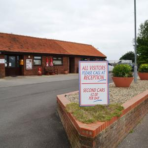 Muston Grange Reception